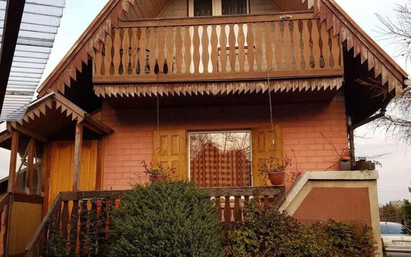 S/B Dituva, Klaipėdos rajonas, 6a sodas su 50m2 namų. 23 000€