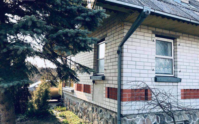 S/B Dituva, Klaipėdos rajonas, 80m2 sodo namas su ūkiniais pastatais ir šiltnamių. 38 500€