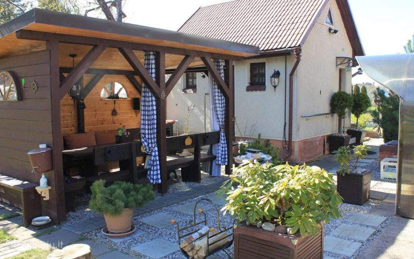 S/B Dituva, Klaipėdos rajonas, SODYBA ramioje vietoje. 63 000€